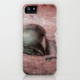 The Arch Of San Lorenzo Infrared iPhone Case