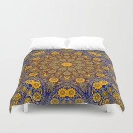 Vintage Morrocan Tile Duvet Cover