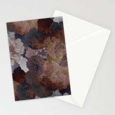 FLORAL EARTH Stationery Cards