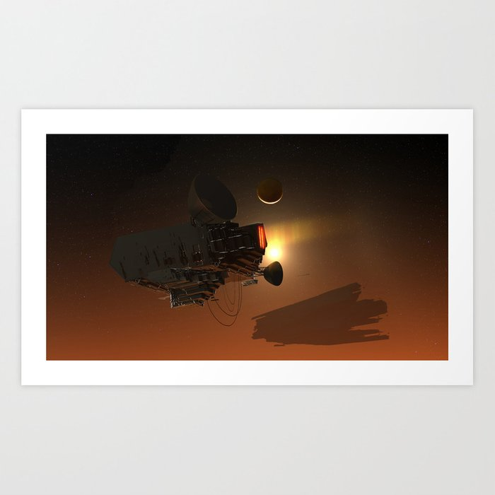 Aviate Art Print