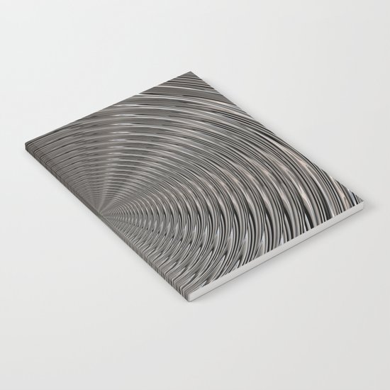 Chrome Tunnel Notebook