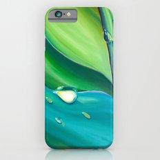 Hosta Leaves Slim Case iPhone 6s