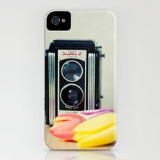 Tulips Duaflex iPhone (4, 4s) Slim Case