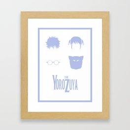 Yorozuya KGS Framed Art Print