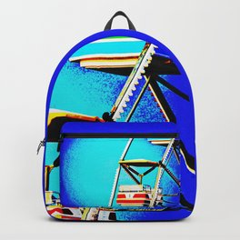 Front Row Seat Backpack