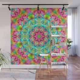 kaleidoscope Flower Abstract G119 Wall Mural