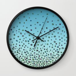 Jewelry Wall Clock