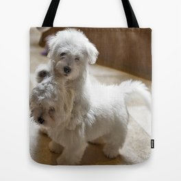 What? Do I have to stop! Tote Bag