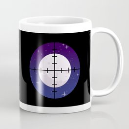 Aim for the Moon Coffee Mug