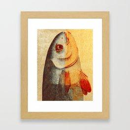 Piscibus 7 Framed Art Print