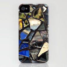 Closeup (PHOTO) of a Glass Mosaic iPhone (4, 4s) Slim Case