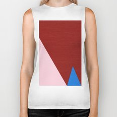 Blue Triangle Biker Tank