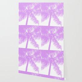 Palm Tree Pink Summer Beach Wallpaper
