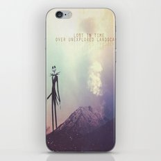|LOST IN TIME| iPhone & iPod Skin