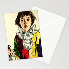 The Young Michael Myers - Halloween Stationery Cards