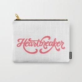 Heartbreaker Lettering Carry-All Pouch