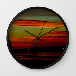 Port of Portland - Australia Wall Clock