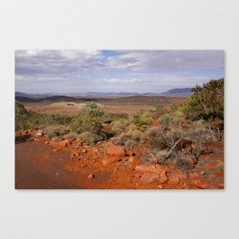 Flinders Ranges Desert landscape Canvas Print