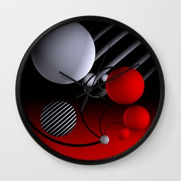 geometric still life -02- Wall Clock