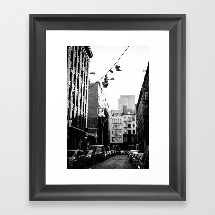 SoHo Framed Art Print