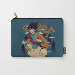 woodblockkakarot Carry-All Pouch