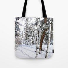 Colorado Scene Tote Bag