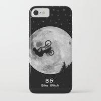 gta iPhone & iPod Cases featuring GTA Bike Glitch by JOlorful