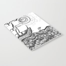 The Never Sea Notebook