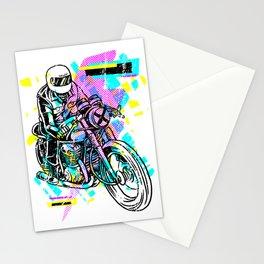 Pop Biker Stationery Cards