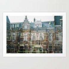 Den Haag Art Print