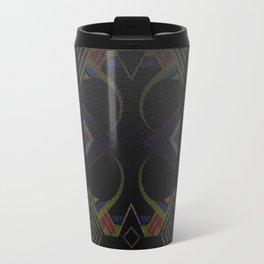 Mandalic Altar I Travel Mug