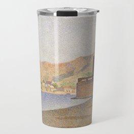 The Town Beach, Collioure, opus 165 Travel Mug