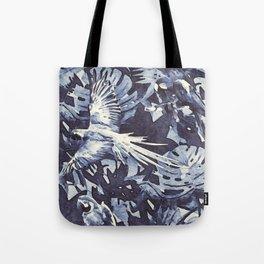 Tropical II - watercolor Tote Bag