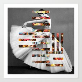 Extremities Art Print