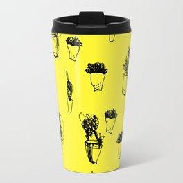 Plants and Planters botanical Travel Mug