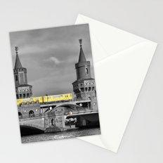 Berlin Oberbaumbruecke Stationery Cards