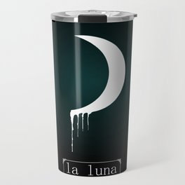 Luna Tarot Card Travel Mug