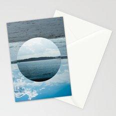 Split Screen Island Stationery Cards