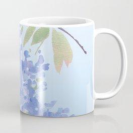 blue lilac Coffee Mug