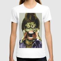 chuck T-shirts featuring Chuck Predator  by Jack