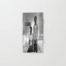 J Cole And Kendrick Lamar Hand & Bath Towel