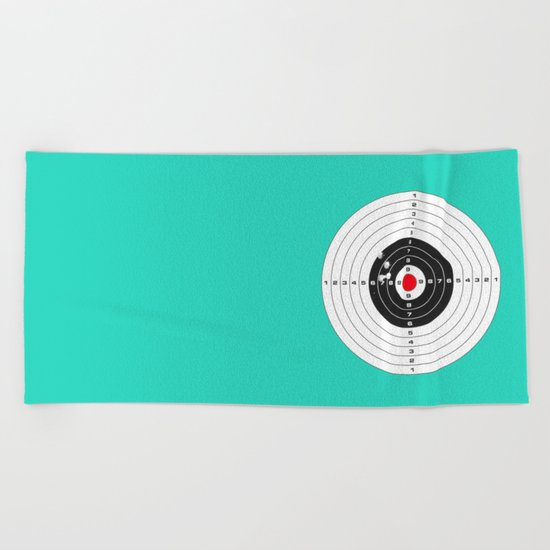 ALMOST Beach Towel
