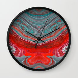 liquid no13.2 Wall Clock