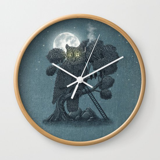 Nightwatch Wall Clock