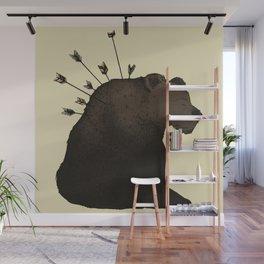 Hurt Wall Mural