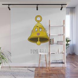 Dumb Bell Wall Mural