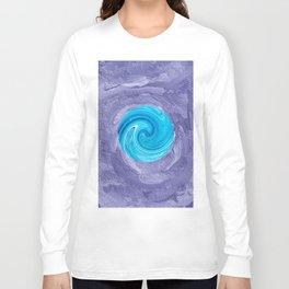 Abstract Mandala 286 Long Sleeve T-shirt