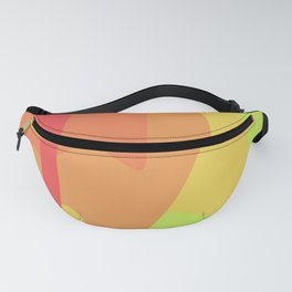 Dripping Circles Fanny Pack