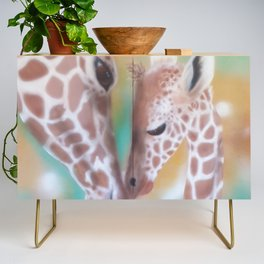 Love Is All Around Us Credenza