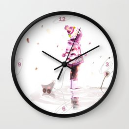 Laura Wall Clock